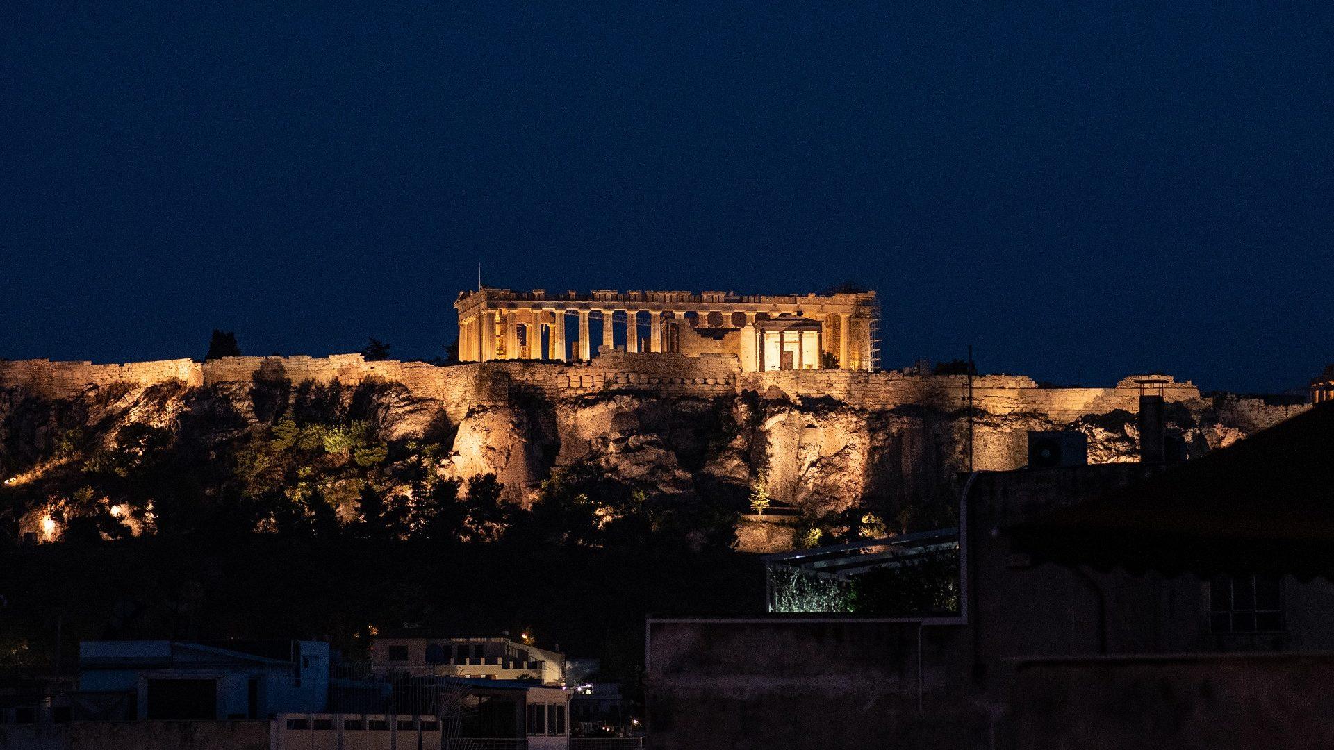 Dreamy Athens Penthouse